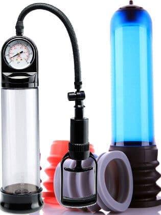 Air Vacuum Pump vs Penomet