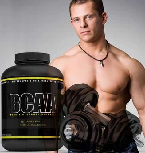 BCAA or Branch Chain Amino Acid
