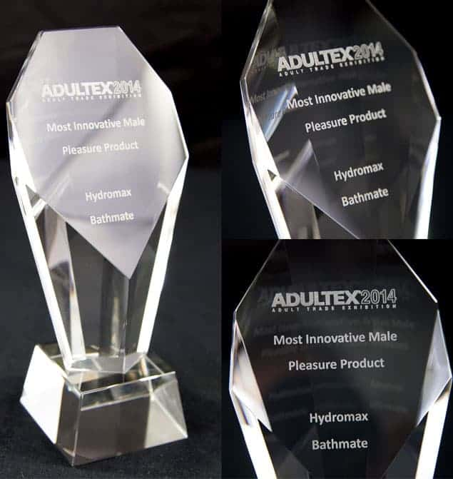 Bathmate Has Been Recognized and Received Three Awards From Adultex, XBIZ, and Sign Magazine This Year 2014