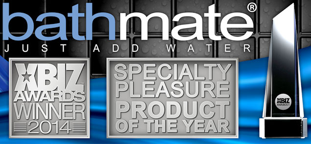 Bathmate Hydromax XBIZ Specialty Pleasure Product Of The Year 2014