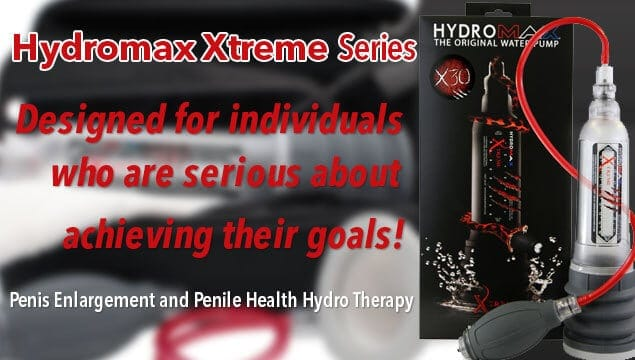 Bathmate Hydromax Xtreme Pump For Individuals Who Are Serious About Achieving Amazing Permanent Gains