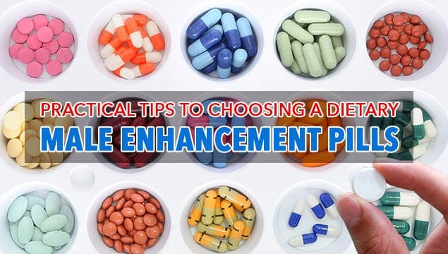 Practical Tips On How To Choose The Best Male Enhancement Pill