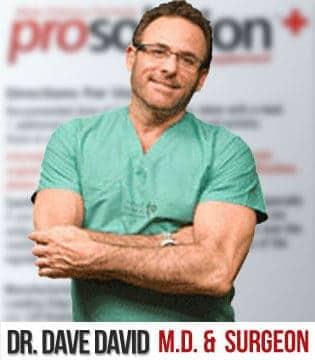 Dr. Dave David Recommends ProSolution Plus