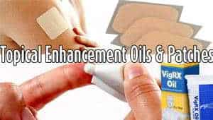 Male Enhancement Oils and Creams