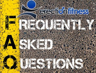 Erection Fitness FAQ