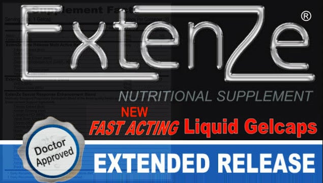Extenze Extended Release Is A Fast Acting Male Enhancement Menlify