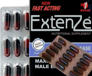 Extenze Once-A-Day Formula