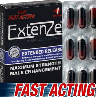 Fast-Acting Extenze Formula