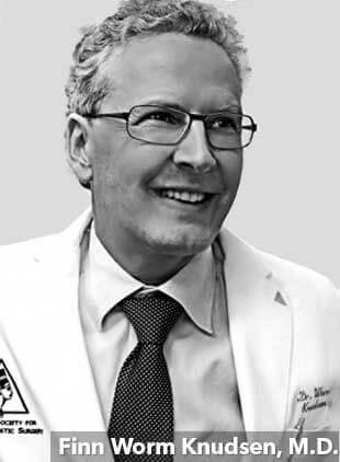 Finn Worm Knudsen, M.D.