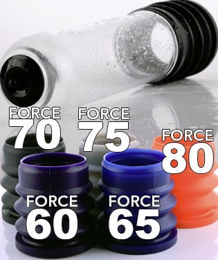 Gaiter Colors and Pressures