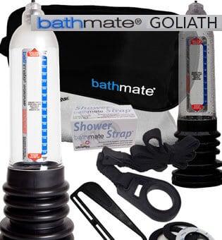 Bathmate Goliath Hydro Penile Pump