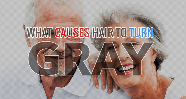 Scientists Figured Out Why Hairs Turn Gray - Menlify