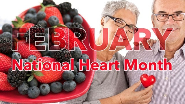 The Whitehouse Declares February as American Heart Month