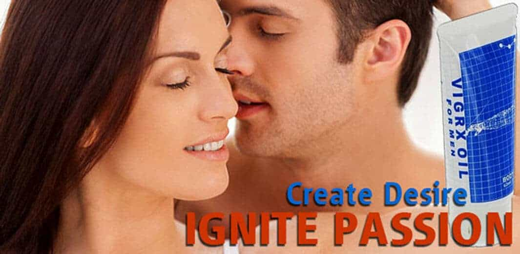 VigRX Oil Ignite Passion and Desire