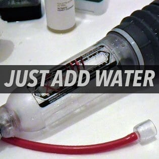 Just Add Water (BATHMATE)