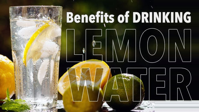 12 Reasons To Drink Lemon Water and Reap The Health Benfits