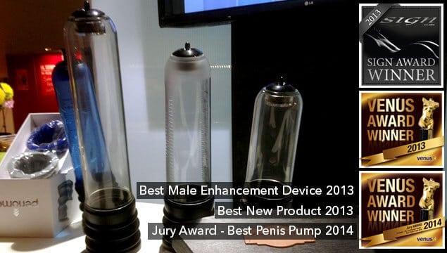 Penomet Best Penis Pump-Multi-Awards