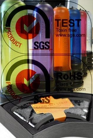 Penomet Industry Certifications