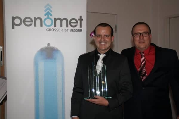 Penomet Awards Picture 1
