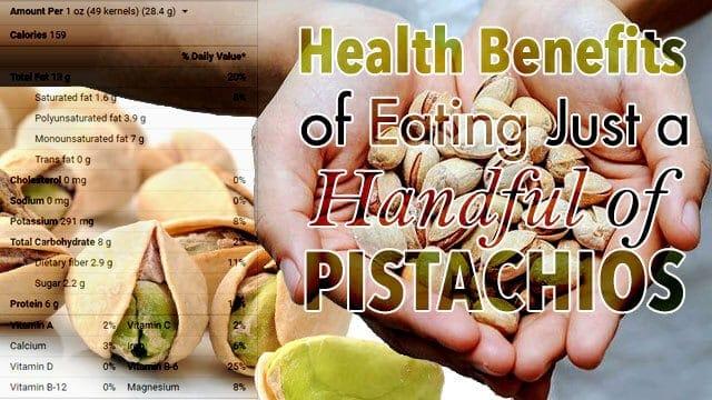 Pistachio Health Benefits For Male Sexual Health