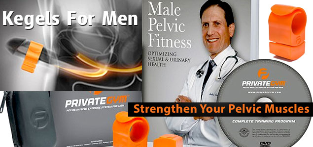 Private Gym Complete Training Kegels For Men