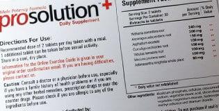 ProSolution Plus Pill