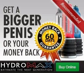 Bathmate Hydromax - Recommended Best Penis Pump