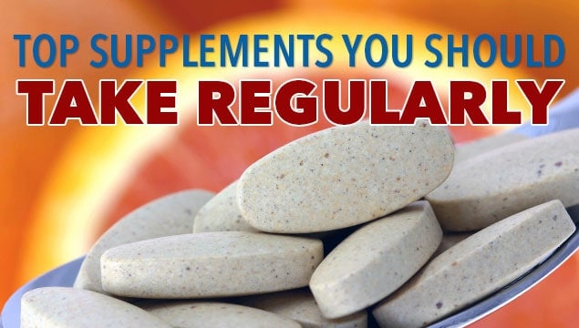 6 Essential Supplements To Take Daily To Support Strong, Lean, and Healthy Body