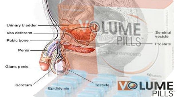 Achieve Explosive Ejaculations With Volume Pills Semen Booster
