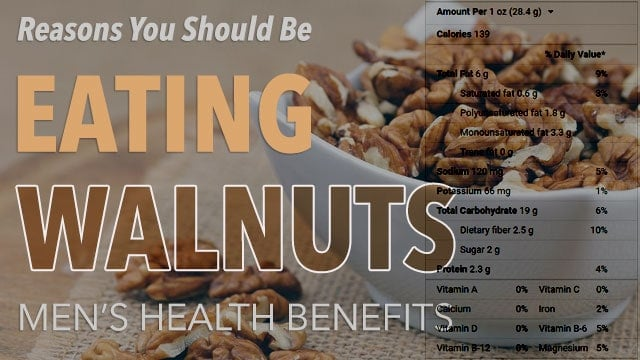 7 Health Benefits You Get From Eating Walnuts
